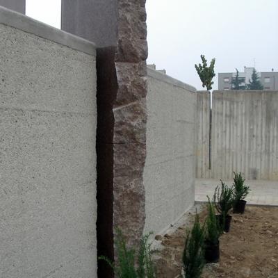archiMEDA Ingresso ampliamento cimitero