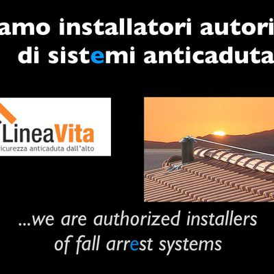 Installatori autorizzati Linea Vita