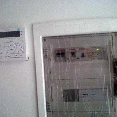 installazione antifurti quadri domotica