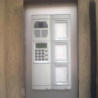 installazione impianti citofonici e videocitofonici