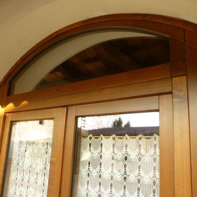 Installazione serramenti in legno