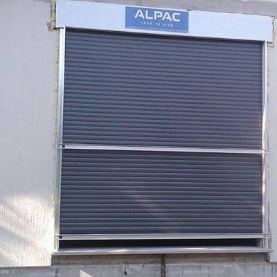 Installazione tapparelle in alluminio