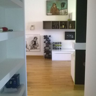 Interior Relooking Appartamento Roma Torrino
