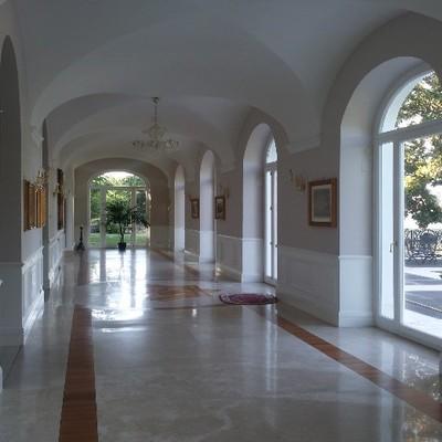 Ristrutturazione interna Villa