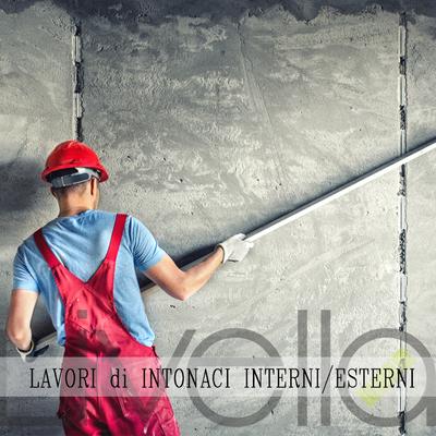 RIFACIMENTO INTONACI INTERNI / ESTERNI