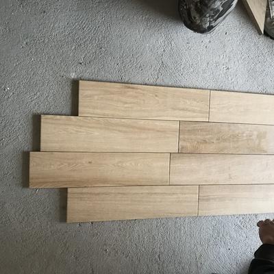 Studio posa pavimento gres effetto legno