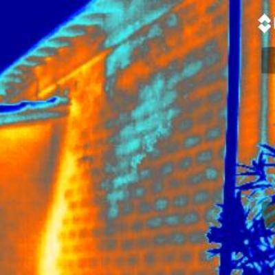 Termografia civile abitazione
