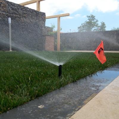 irrigazione statica
