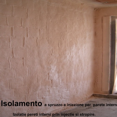 Isolamento contro muri