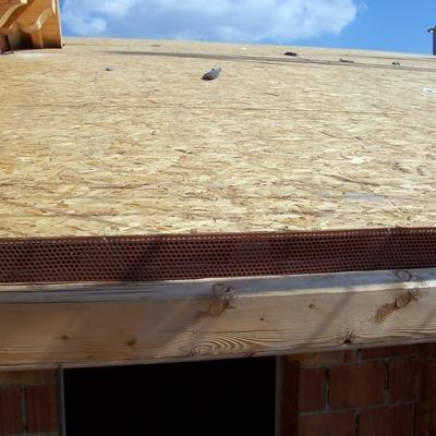 isolamento per ventilazione copertura