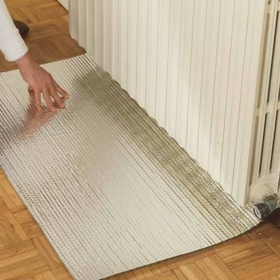 Isolamento radiatori termosifoni