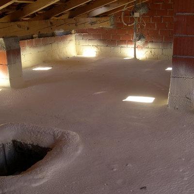 Isolamento sotto-tetto