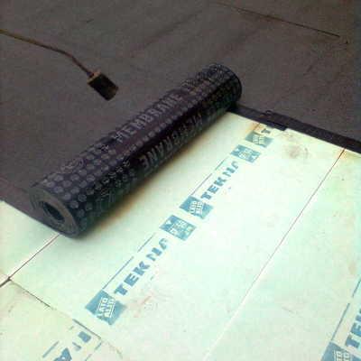 Isolamento termico e guaina per tetti