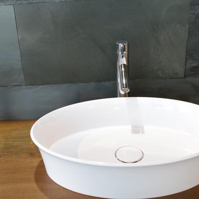 Dettaglio lavabo disponibile presso il nostro Shoow Room