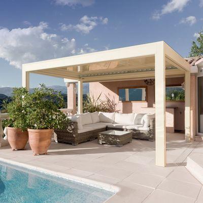 pompeiana bordo piscina