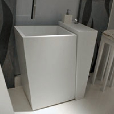 Lavabo in DuPont™ Corian®