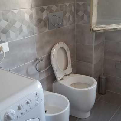 fornitura e installazione sanitari