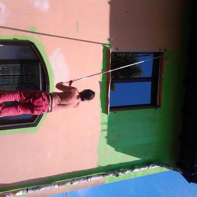 Dipingere esterno casa unifamiliare consigli e costi - Costo demolizione casa al mc ...
