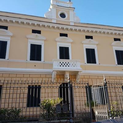 restauro palazzo moscatelli facciata esterna