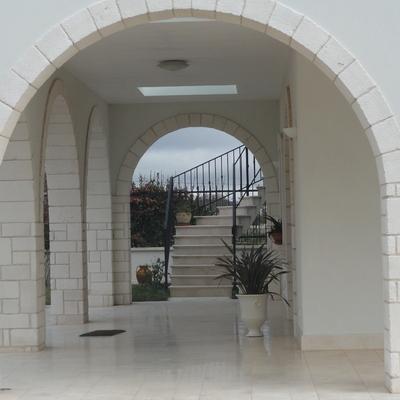 veranda villa