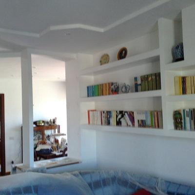 Libreria finita.