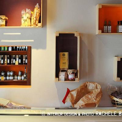 """Locale """"In Valtiberina Shop"""" de la Strada Dei Sapori"""