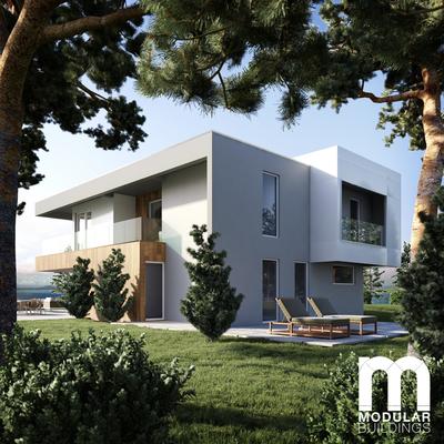 Abitazione 190mq + terrazzi, due piani