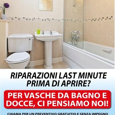 rinnovo vasche da bagno piatti doccia e siliconi per alberghi