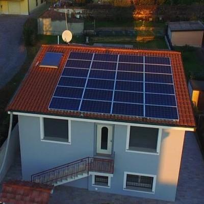 MALEO (LO) 6 kWp tetto inclinato