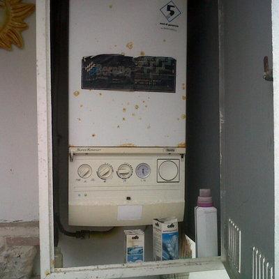 manutenzioni caldaie