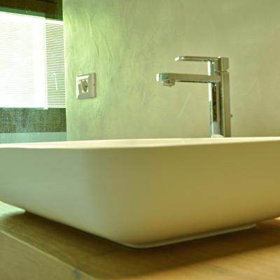 Microcemento bagno