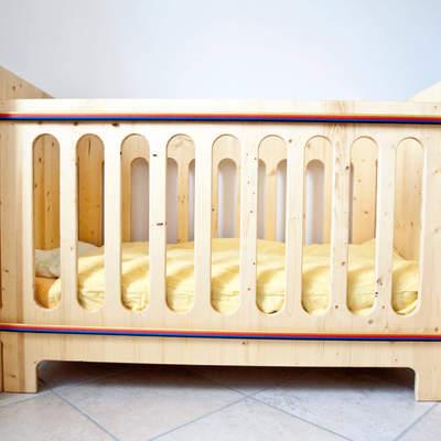 Lettino bambini con sponde > Mimpi Set arredamento camera neonati