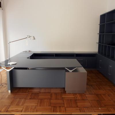 Stillegno falegnameria napoli for Mobili studio legale
