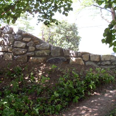 muro contenitivo