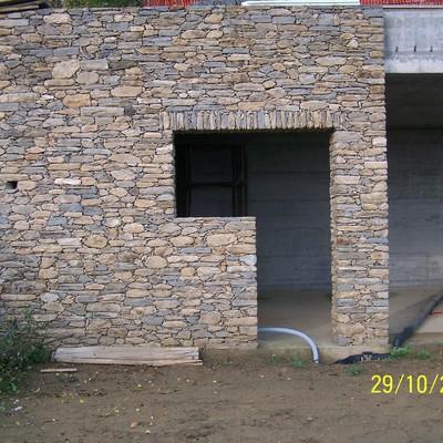 Muro di contenimento