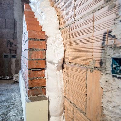 Muro isolato