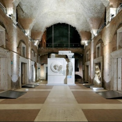 Restauro Museo dei Fori Imperiali