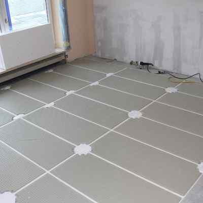 Pannelli a pavimento a basso spessore, 2 cm, autoportanti per ristrutturazioni