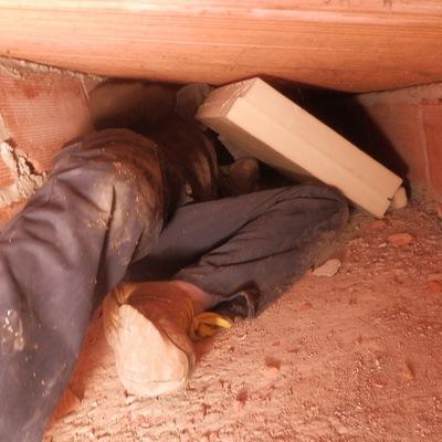 installare isolamento su soffitte basse