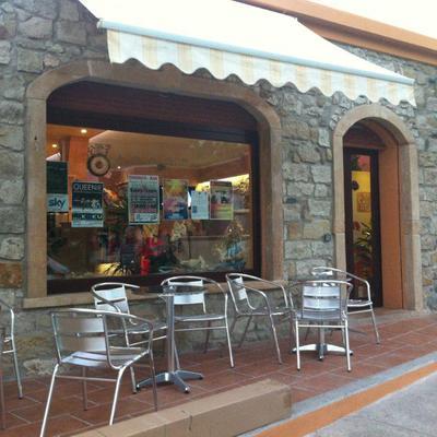 Ristrutturazione bar in Viddalba