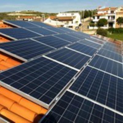 Impianto Fotovoltaico 10 Kwp Sennori - Sardegna - Sassari con moduli Schuco