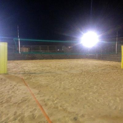 Noleggio Campo da Beach Volley