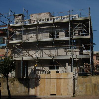 nuova costruzione per ampliamento