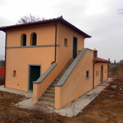 Nuova costruzione S. Lorenzo di Cortona