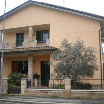 Nuova costruzione villa unifamiliare a S.Stefano (RA)