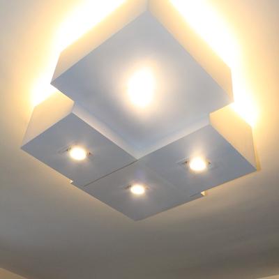 Nuovo impianto di illuminazione a led a Roma zona Cassia