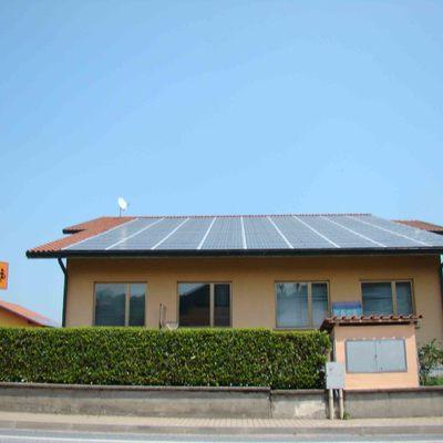 fotovoltaico su scuola elementare Front (TO)