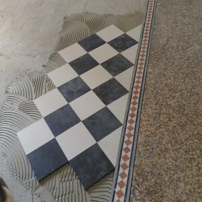 recupero pavimentazioni originali