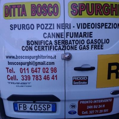 Ditta Bosco  Spurghi s.a.s. Di Giacomasso  Renzo & c