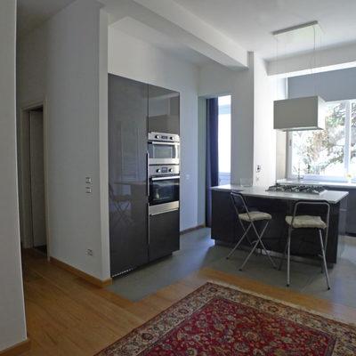 Ristrutturazione di appartamento privato a Firenze. Via Massaia.